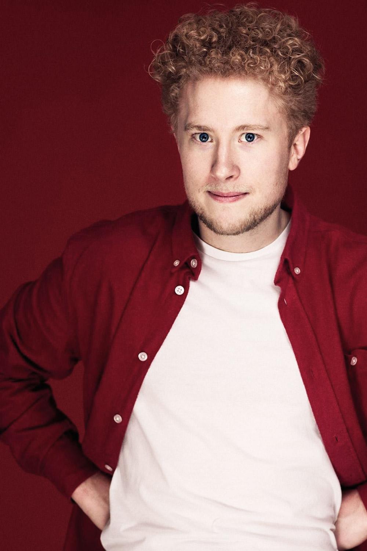 Jakob Thrane Stand-up Komiker