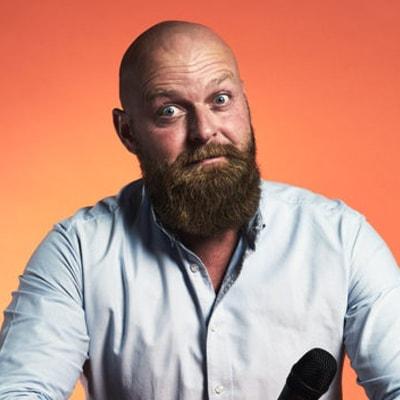 Nicolaj Lange Stand-up Komiker og Konferencier