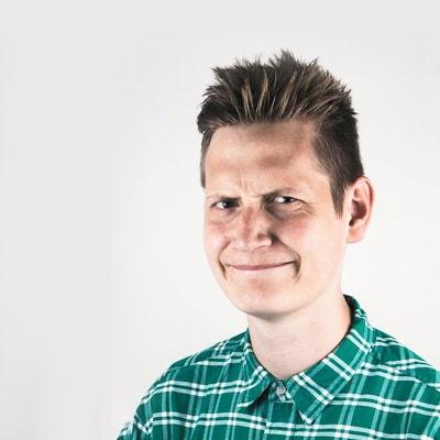 Olav Lundsgaard Stand-up Komiker